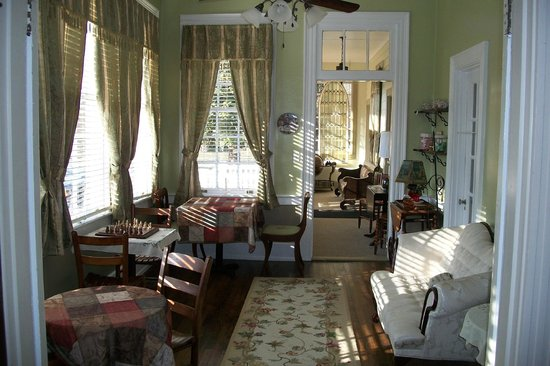 The Flanagan House: Our Tea Room - Our Party Venue