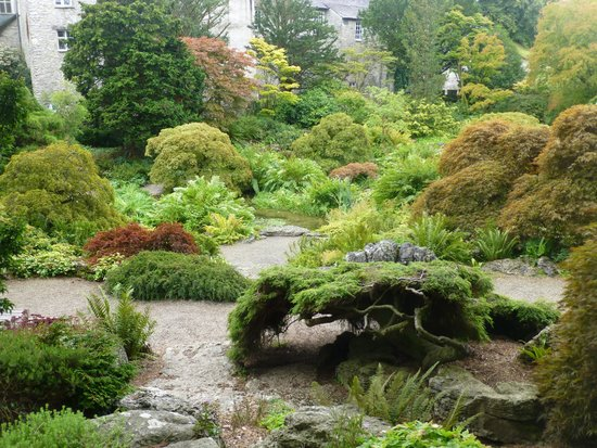 Kendal, UK: Garden