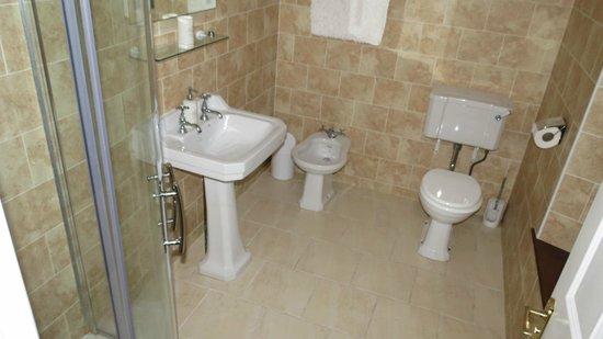 Down Yonder Luxury Bed & Breakfast: stanza da bagno