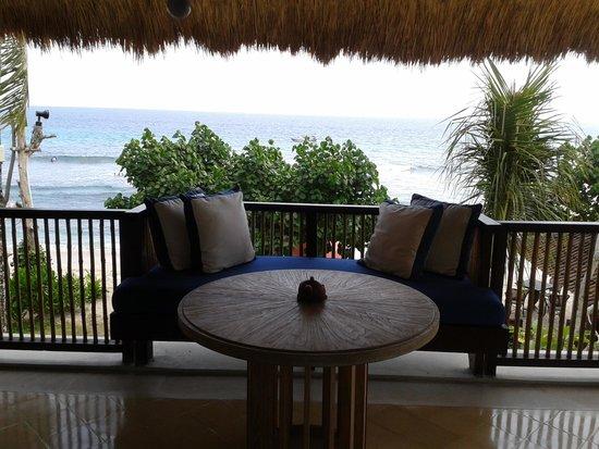 Sudamala Suites & Villas Senggigi: Balcony