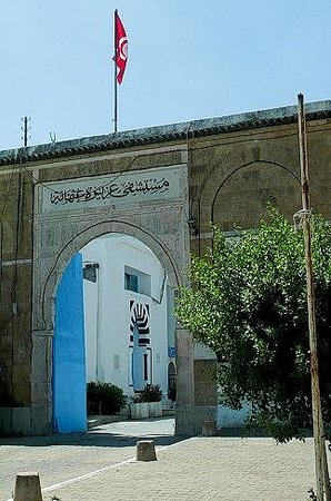 Medina von Tunis: Medina di Tunisi: Tunisia: un ingresso