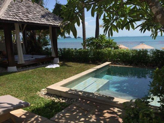 The Sunset Beach Resort & Spa, Taling Ngam : Idyllic!