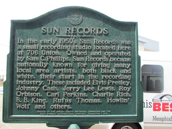 Sun Studio: Just about says it all !!