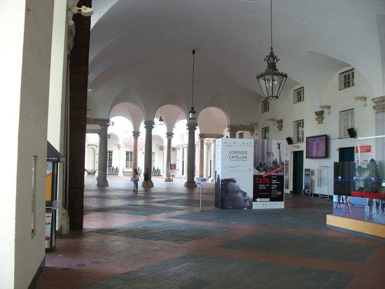 Palazzo Ducale : atrio
