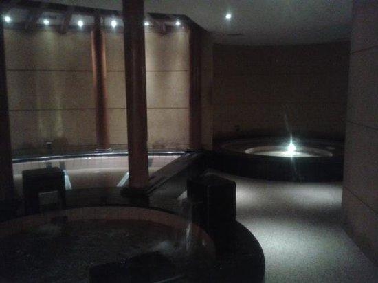 Fairmont Singapore: spa