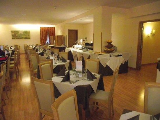 Grand Hotel Misurina: Sala ristorante