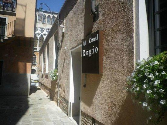 Al Canal Regio: hotel
