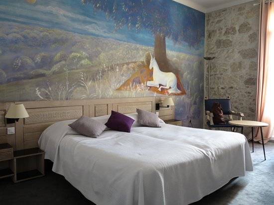Hotel Windsor Nice: Notre chambre
