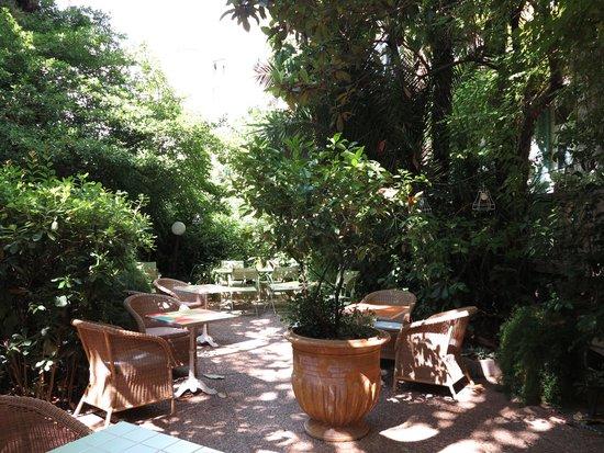 Hotel Windsor Nice: Le jardin
