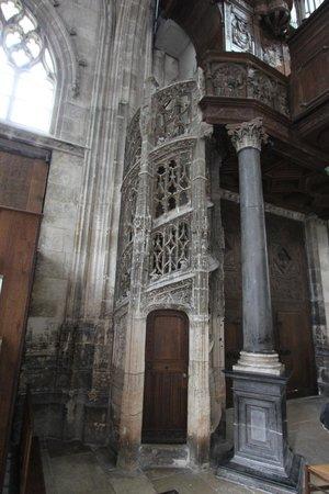 Église Saint-Maclou : St. Maclou's Church