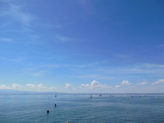 Bodensee: Almost like the sea!