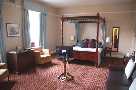 The White Swan Hotel: Alnwick Suite