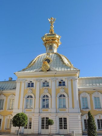 Grand Palace: Golden dome