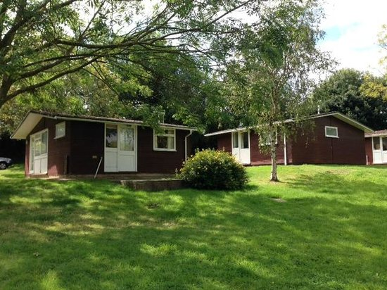 Shorefield Country Park: Chalet