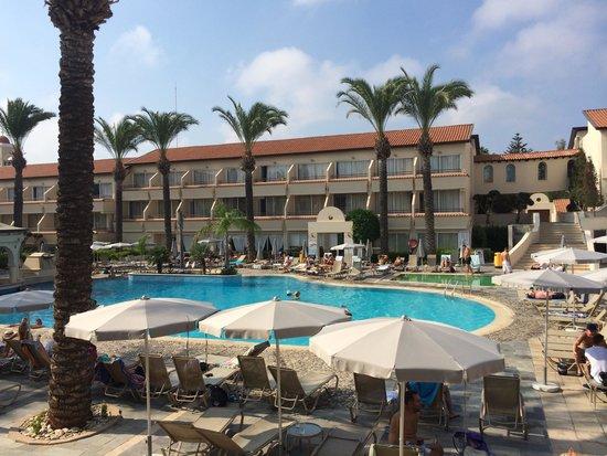 Napa Plaza Hotel: Beautiful day at NP