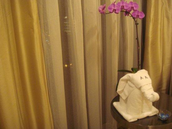 Hilton Singapore: Nice touch