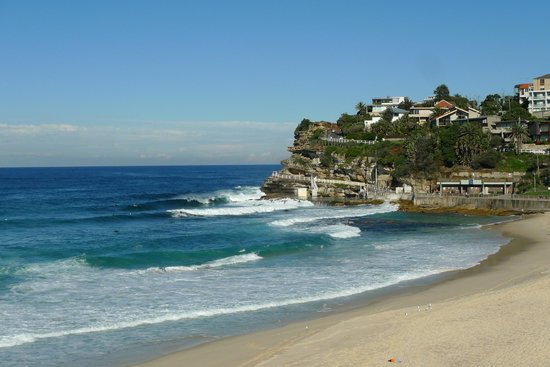 Bondi to Coogee Beach Coastal Walk: one of the fabulous views