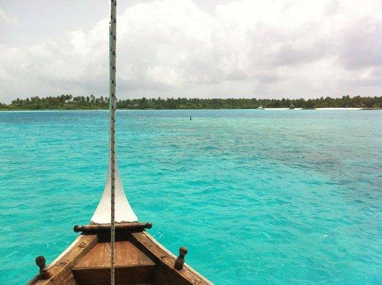One&Only Reethi Rah: Boat picnic