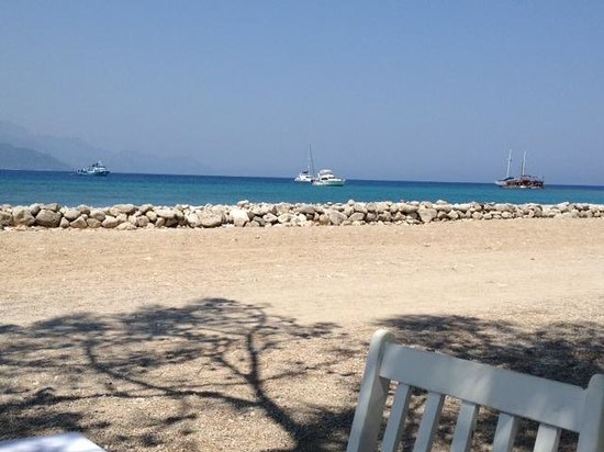 Club Med Kemer : ristorante pineta