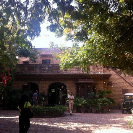 Devi Bhawan: A Lovely Welcome