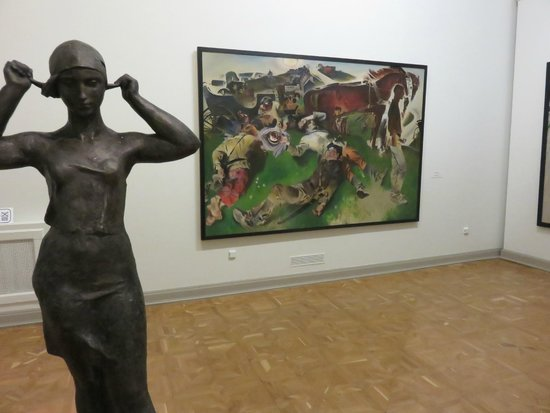Russisches Museum: Soviet Art