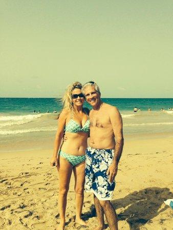 San Juan Marriott Resort & Stellaris Casino: Honeymoon at Marriott ~ Lori & Larry : )