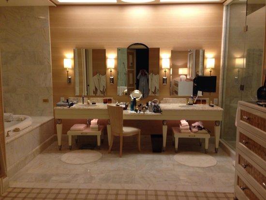 Wynn Las Vegas : Bathroom