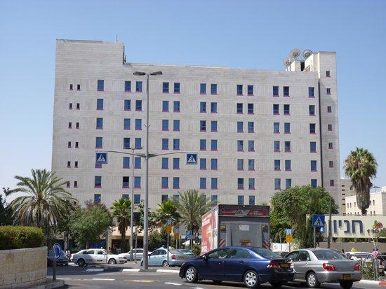 Jerusalem Gold Hotel: the hotel