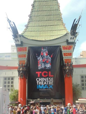 TCL Chinese Theatres: Chinese Theatre