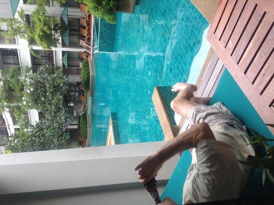 Banthai Beach Resort & Spa: Pool Access room