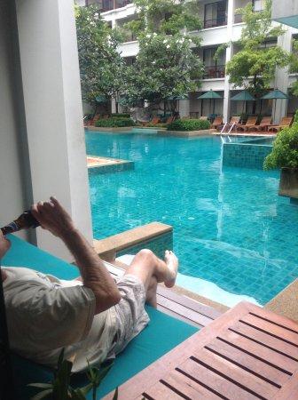 Banthai Beach Resort Spa Pool Access Room