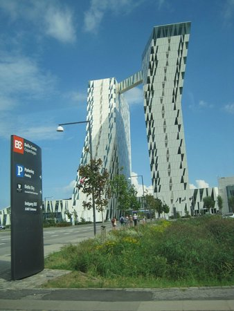 AC Hotel Bella Sky Copenhagen: Eye catching design