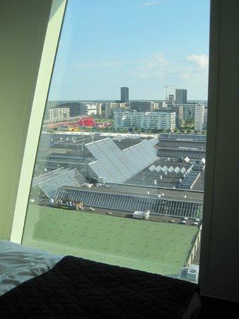 AC Hotel Bella Sky Copenhagen: View from room