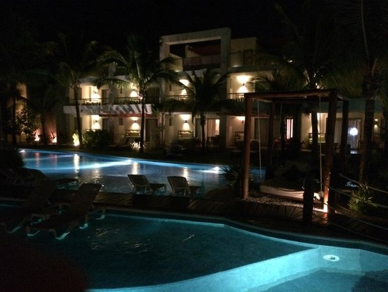 Excellence Playa Mujeres: View from The Grill