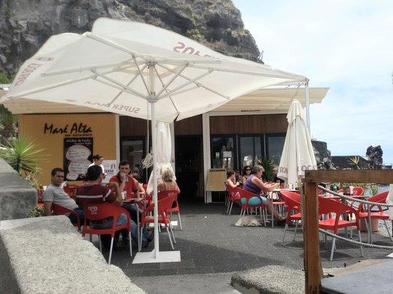 Mare Alta Bar-Restaurante: la terrasse