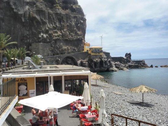 Mare Alta Bar-Restaurante: Vue sur le restaurant