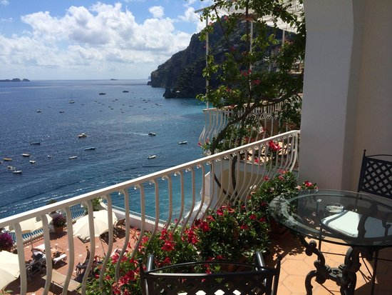 Hotel Maricanto: Patio View