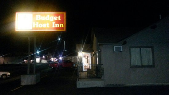 A Western Rose Motel: Insegna