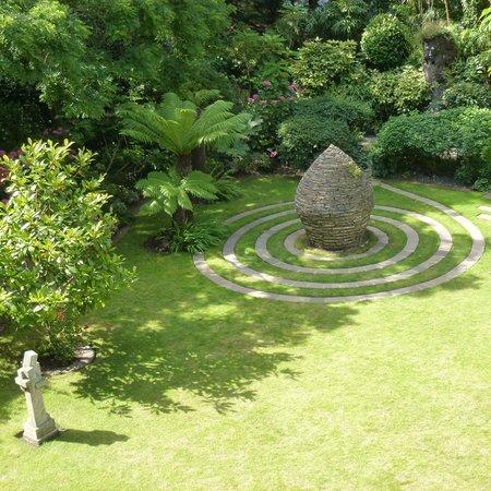 K+K Hotel George: Garden view