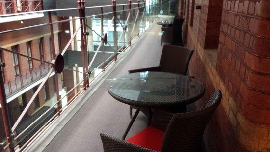 InterContinental Melbourne The Rialto: Balcony