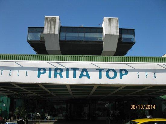 Pirita Spa Hotel: Hotel