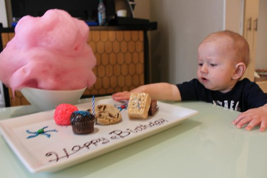 Sofitel Los Angeles at Beverly Hills: Amazing, thoughtful staff gifted this to our son on his 1st birthday