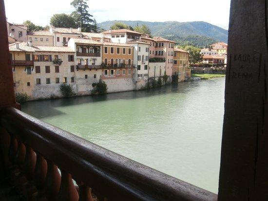 Ponte degli Alpini: Brenta
