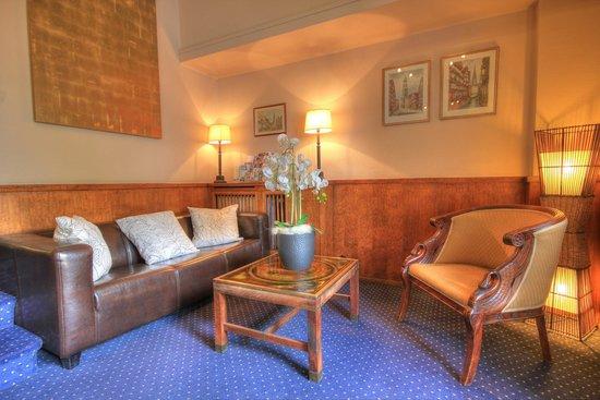 relexa hotel Bellevue: Eingangsbereich