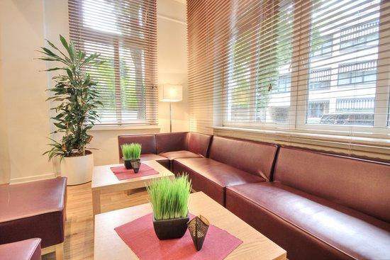 relexa hotel Bellevue: Lounge mit kostenfreiem Internetzugang