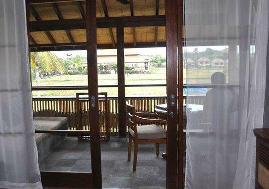 Alaya Resort Ubud: Nice terrace