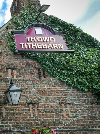 Th'owd Tithe Barn: Th'owd Tithebarn