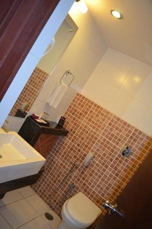 Royal Orchid Central, Shimoga: Washroom