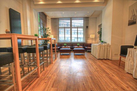 relexa hotel Bellevue: Lounge