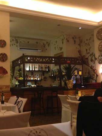 Provincia Di Salerno: Entrada do  Restaurante